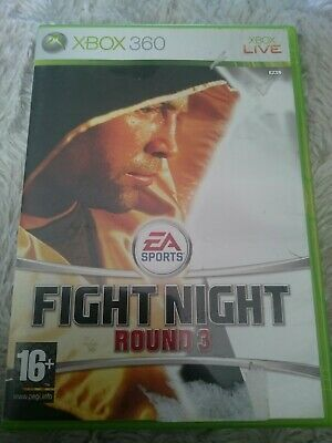 Fight Night: Round 3 (Microsoft Xbox )