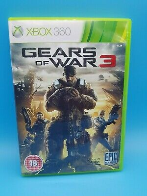 Gears of War 3 Microsoft Xbox