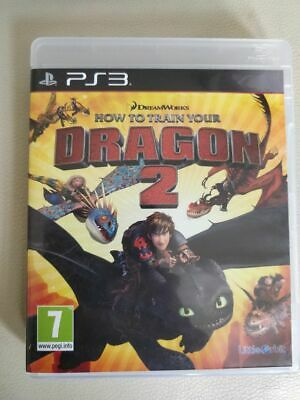 HOW TO TRAIN YOUR DRAGON 2 - PLAYSTATION 3 (PS3) - FREE UK
