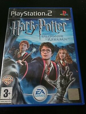 Harry Potter and the Prisoner of Azkaban (Sony PlayStation