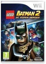LEGO Batman 2: DC Super Heroes (Wii) PEGI 7+ Adventure FREE