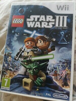 LEGO Star Wars 3: The Clone Wars (Wii) - Game