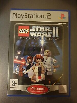 LEGO Star Wars II: The Original Trilogy (Sony PlayStation 2,