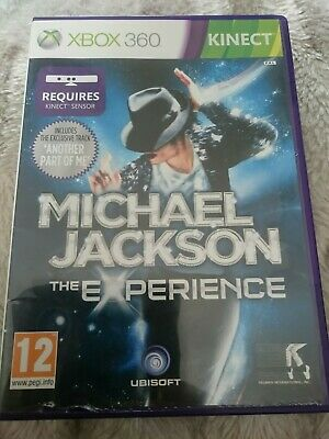 Michael Jackson: The Experience (Microsoft Xbox ) -