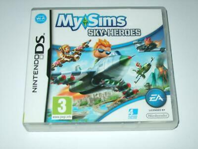 "My Sims Sky Heroes Nintendo DS Game ""FREE UK P&P"""