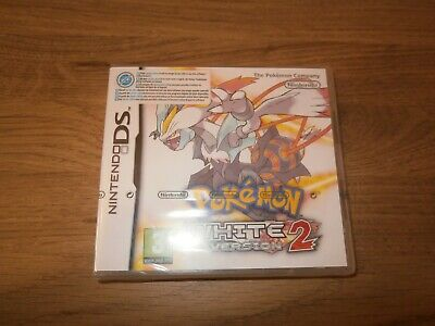Pokémon: White Version 2 (DS, ) NEW AND SEALED