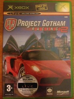 Project Gotham Racing 2 (Microsoft Xbox, )