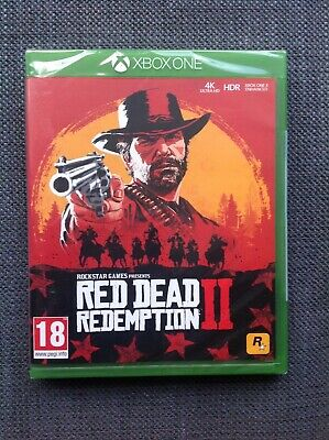 Red Dead Redemption 2 (Xbox One, ). Brand new and