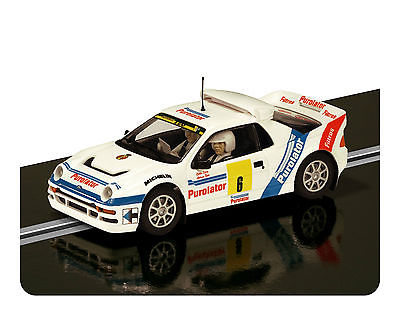 SCALEXTRIC C FORD RS 200 Rally Car NEW BOXED