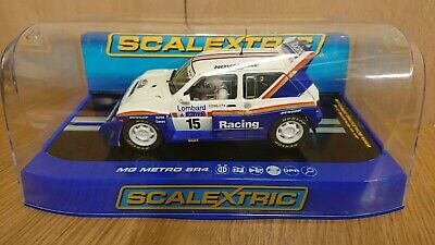 SCALEXTRIC C MG Metro 6R4 No.15 Jimmy McRae NEW