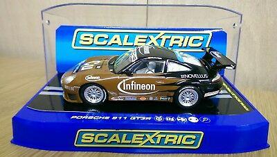 SCALEXTRIC C Porsche 911 GT3R  Asian Carrera Cup