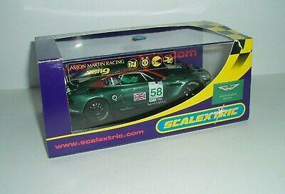 Scalextric Aston Martin DBR9 No 58 C Le Mans - Boxed