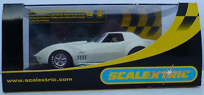 Scalextric C Chevrolet Corvette L88 GM Test Car 1/32