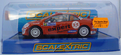 Scalextric C Peugeot 307 WRC Team Expert H Solberg 1/32