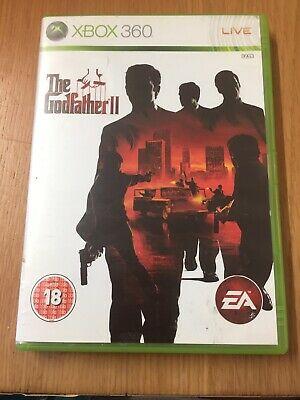 The Godfather II (Microsoft Xbox )