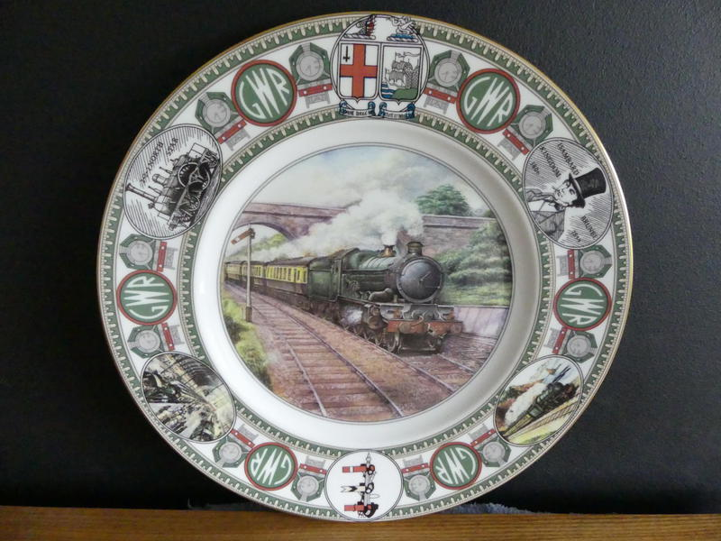 The Great Western Railway - 150th Anniversary Commemoration