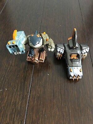 Activision Skylanders Imaginators Crystals Figurine 8 Pieces
