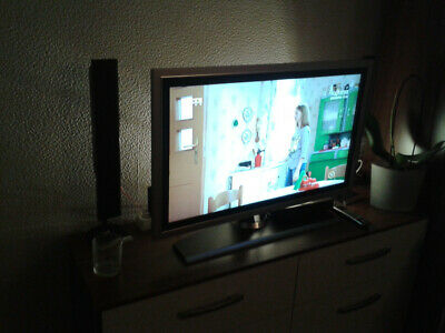 DELL 32 inch used tv with two speaker
