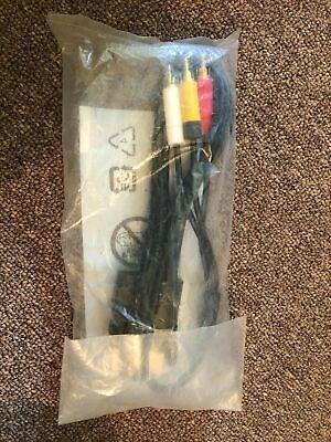 Microsoft Xbox 360 Composite Av Cable Part No. X