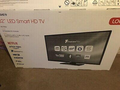 NEW LOGIK L32SHE19 LED 32-inch 720p HD-Ready Smart TV