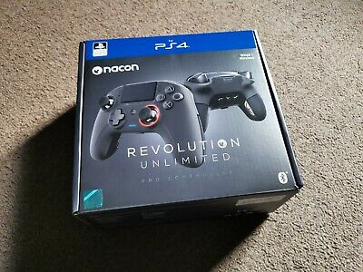 Nacon Revolution Unlimited Pro Controller PlayStation 4 PS4