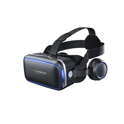 SHINECON 6.0 Casque Vr Virtual Reality Glasses 3 D 3D