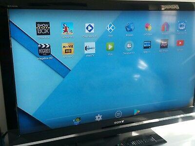 SONY BRAVIA KDL-46Vp HD LCD TELIVISION