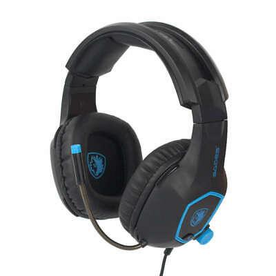 Sades Sa818 Computer Gaming Headphones Pc Gamer Headset For