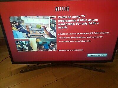 Samsung Smart TV UE40FAK p HD LED LCD Internet