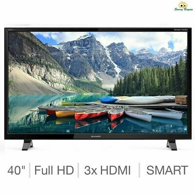 Sharp 40 inch Full HD Smart LED Backlight TV - Harman Kardon