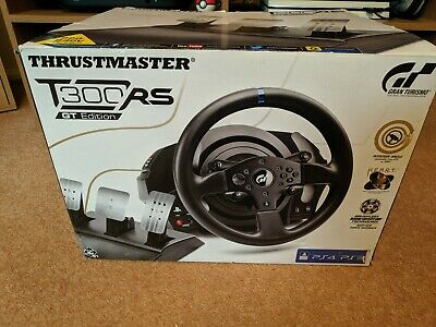 Thrustmaster T300 RS GT Edition Steering Wheel and T3PA