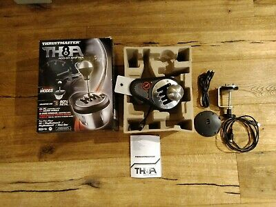Thrustmaster TH8A Gear Shifter