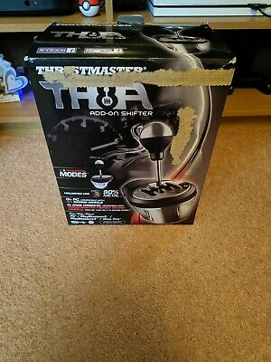 Thrustmaster TH8A Gear Shifter. Boxed, excellent condition.