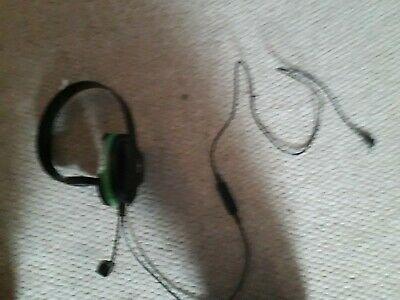 Turtle Beach Ear Force Recon 30X Black/Green Headband