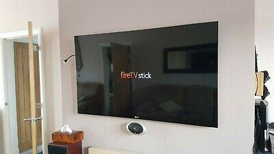 LG 55LM760T Full HD p Freeview HD Smart 3D LED TV