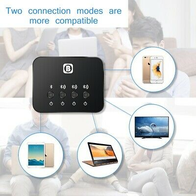 2in1 Bluetooth Wireless Audio Transmitter Receiver 3.5mm