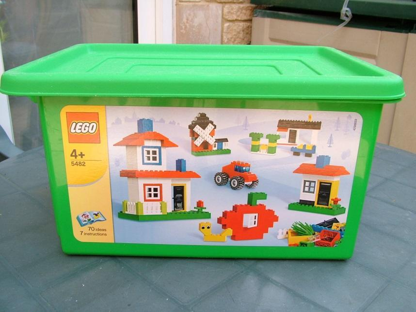 Lego Starter box  with booklet
