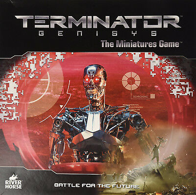 Terminator Genisys Battle for The Future by Warlord Games