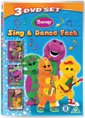 Barney: Songs from the Park/Sing That Song/Riff's Musical