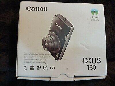 Brand new Canon IXUS MP Digital Camera - Black