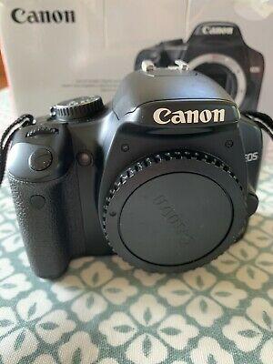 Canon EOS 450D 12.2 MP Digital SLR Camera Body - Black