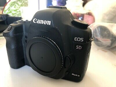 Canon EOS 5D Mark II 21.1MP Digital SLR Camera Body Only -