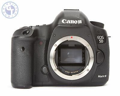 Canon EOS 5D Mark III 22.3MP Digital SLR Camera (Body Only)