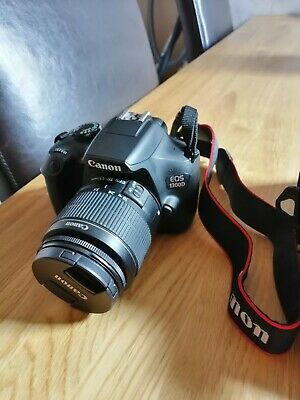 Canon EOS D 18MP SLR Camera Kit with EF-S mm DC III