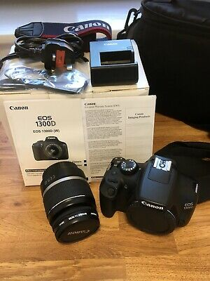 Canon EOS d 18MP DSLR Camera Kit with mm IS Lens -