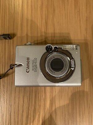 Canon IXUS 400 / PowerShot Digital ELPH SMP Digital