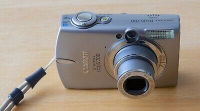 Canon IXUS 700 / PowerShot Digital ELPH SDMP Digital