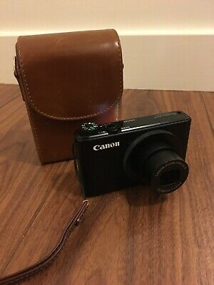 Canon PowerShot SMP Digital Camera - Black With Case