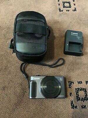 Canon PowerShot Sx620 HS Digital Camera - Black ()