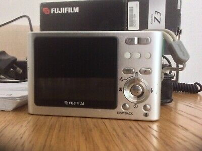 Fujifilm FinePix Z Series Z3 Digital compact camera,